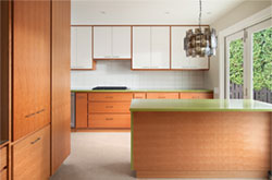 View a larger photo of this modern Residential millwork project...